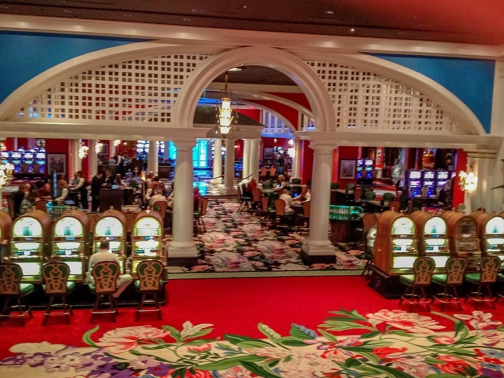 Casino at the Greenbrier Hotel