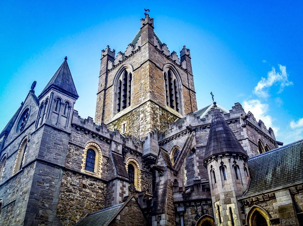 Christ Church Cathedral in Dublin