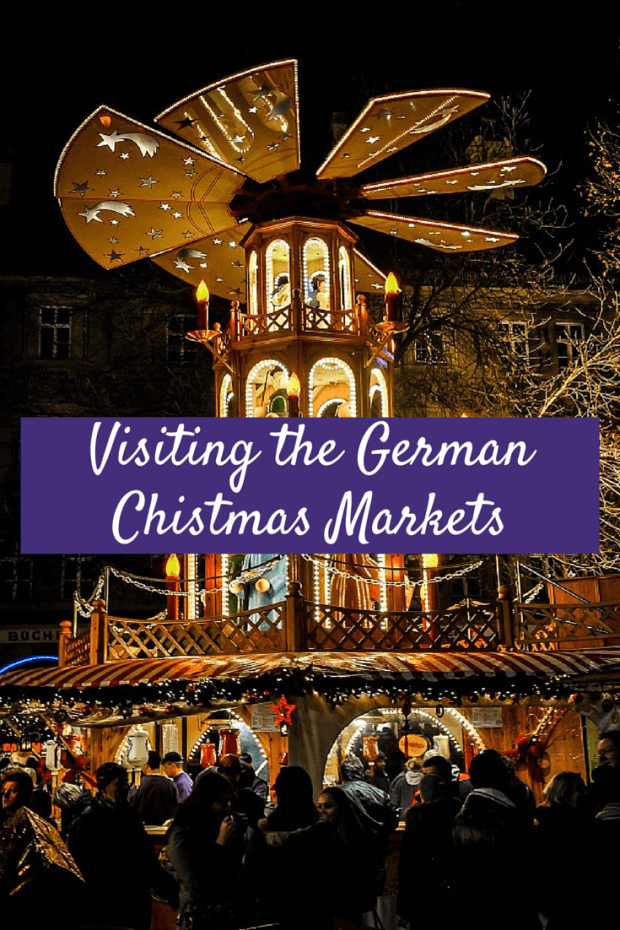 20 Photos That Will Make You Want to Visit the German Christmas Markets