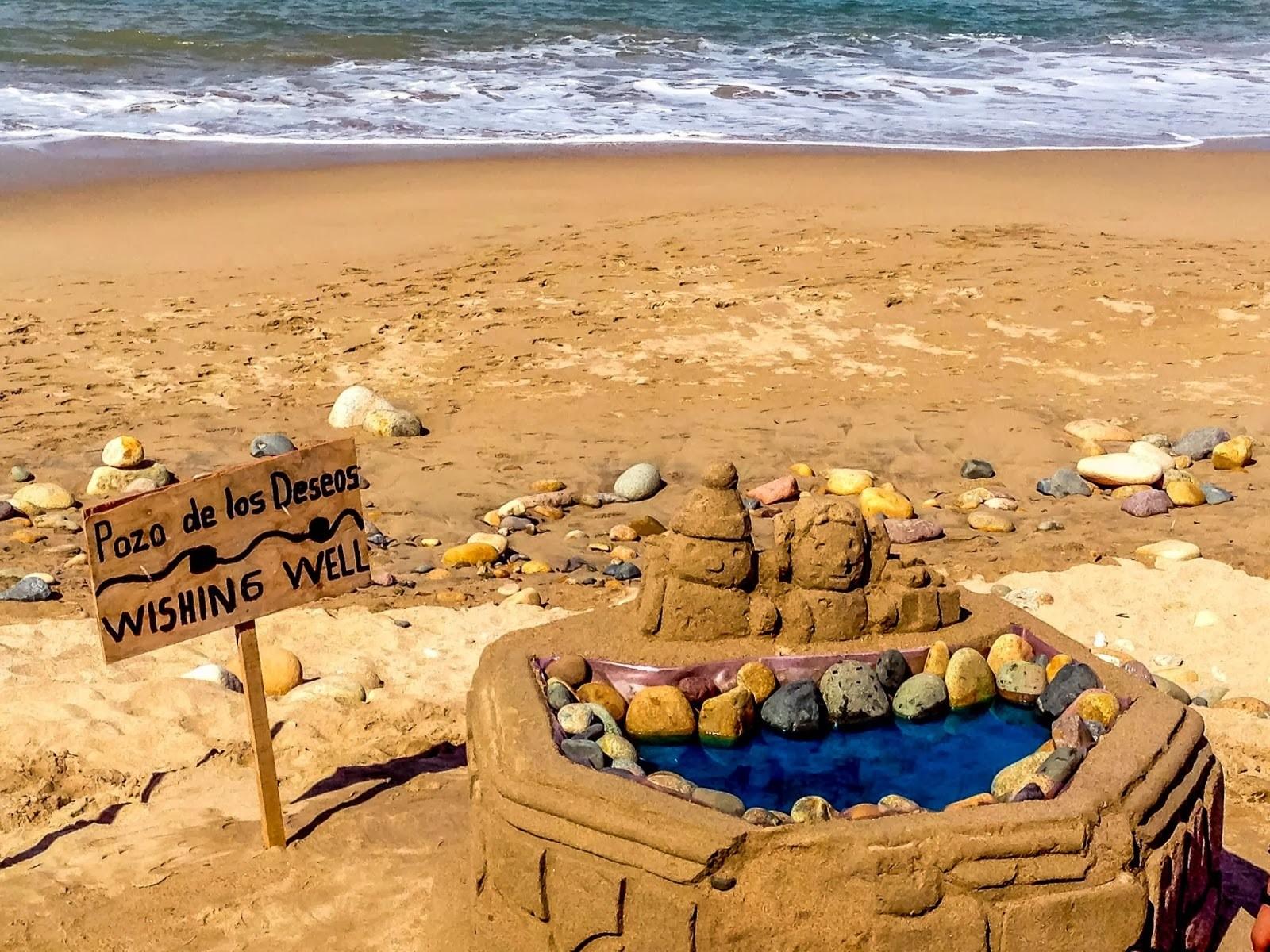 In Puerto Vallarta, sand sculptures line the malecon