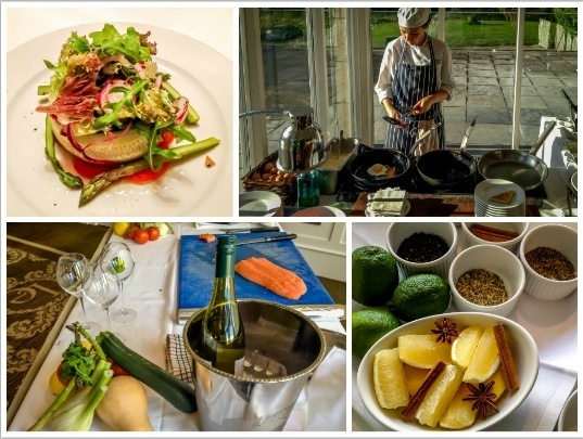 The culinary adventures at the Solis Lough Eske Hotel
