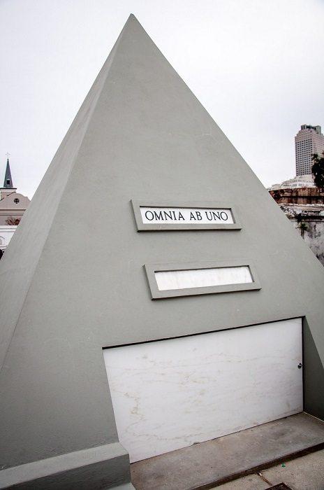 The Nicolas Cage Pyramid Tomb