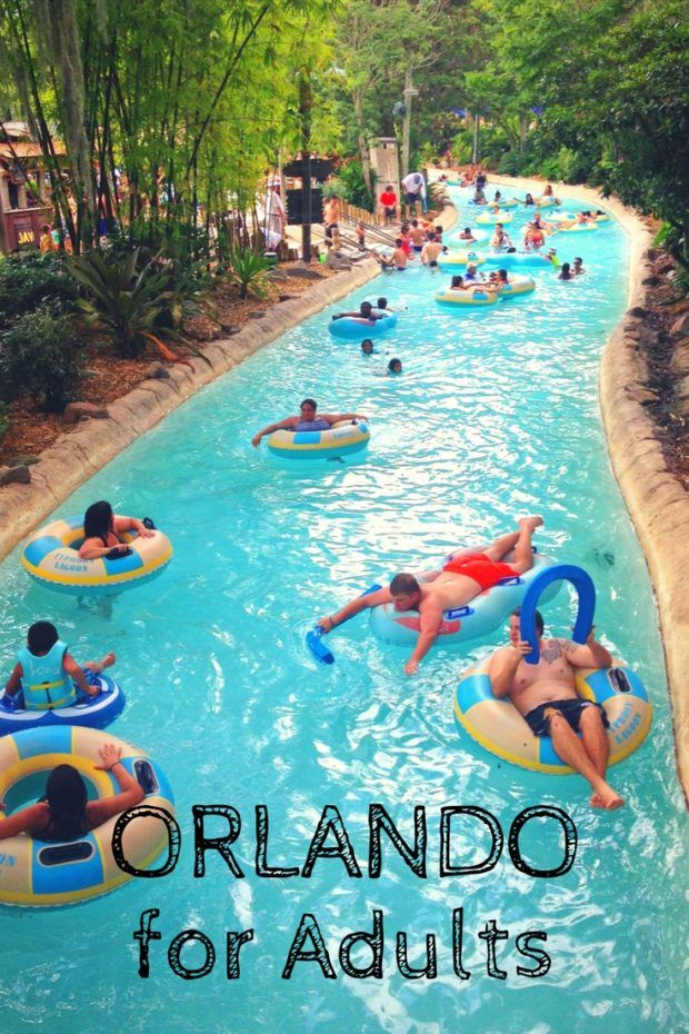 Fun Things to do in Orlando for Adults