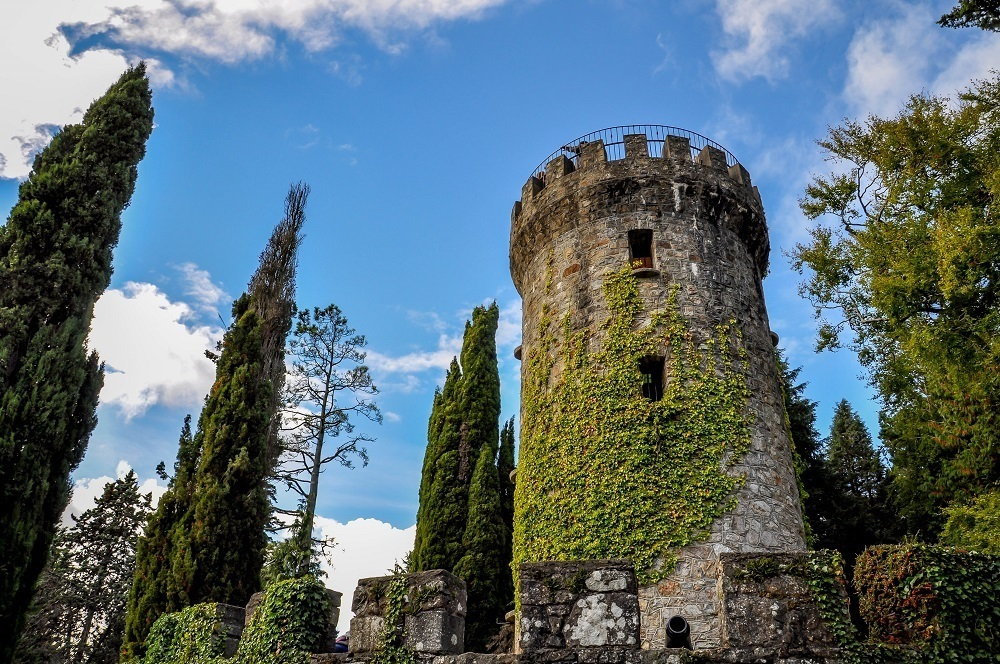 The Tower at Powerscourt Estate