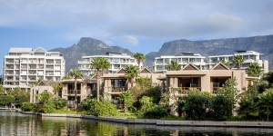 The Lawhill Luxury Apartments at the V&A Waterfront in Cape Town