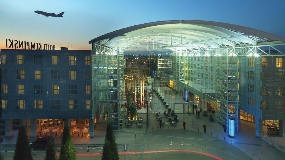 Travel relaxation at airport hotel spas travel addicts for Designhotels deutschland