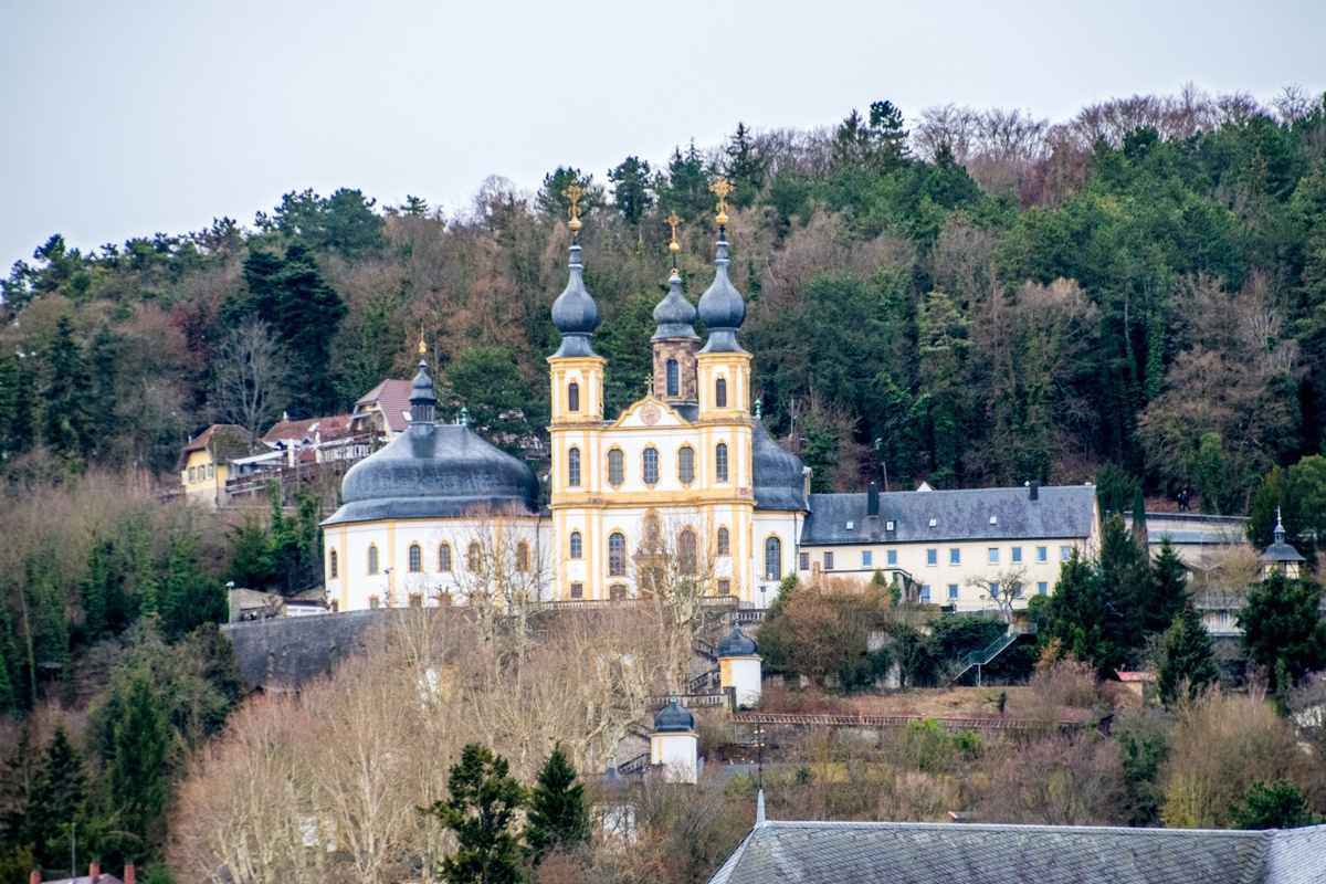 The Kappele (The Little Chapel), officially known as Pilgrimage Church of the Visitation of Mary (Wallfahrtskirche Mariä Heimsuchung)