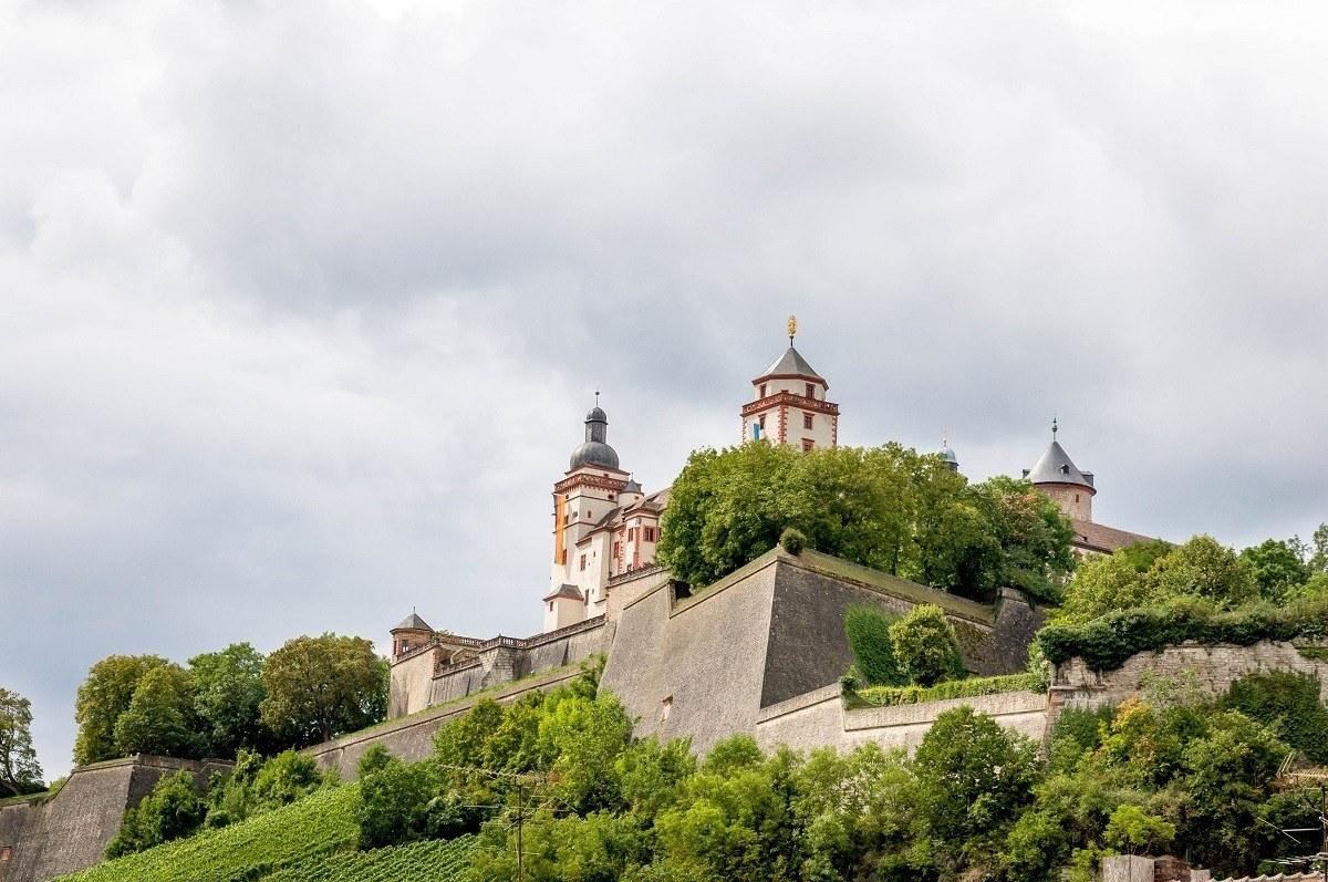 The Wurzburg Castle Complex