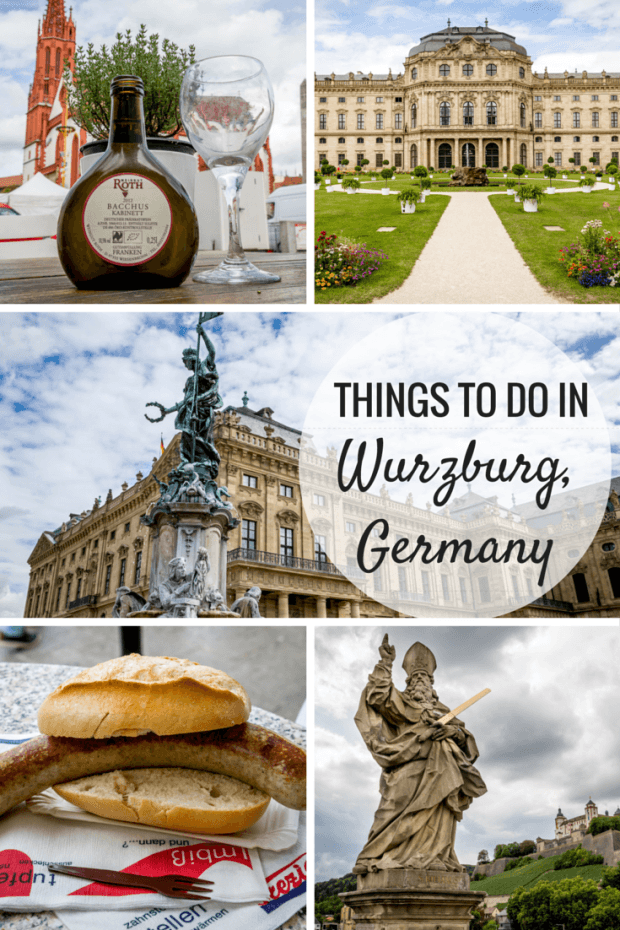 From following the Fortress Wine Trail to visiting the historic Old Town, there are many great things to do in Wurzburg, Germany | Wurzburg – the Little Gem on the River Main