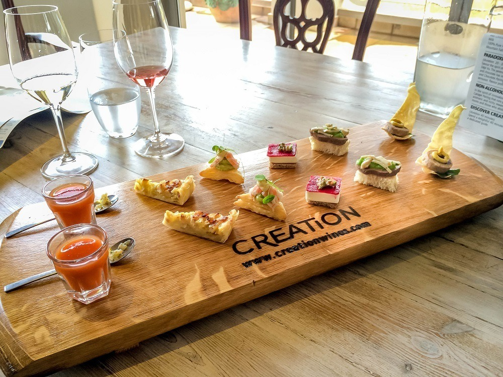 South africa itinerary travel addicts for Canape wines