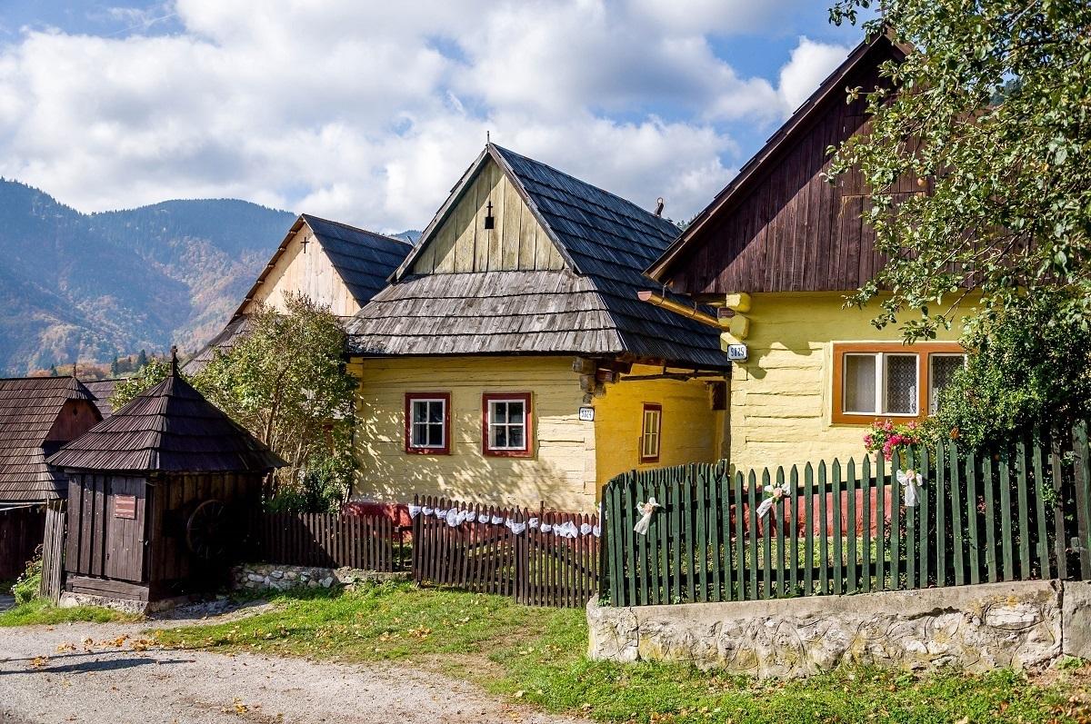 Traditional Village Life In Vlkolinec Slovakia Travel