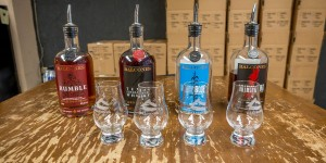 Balcones Distilling in Waco, Texas, is one of the most prominent Texas distilleries