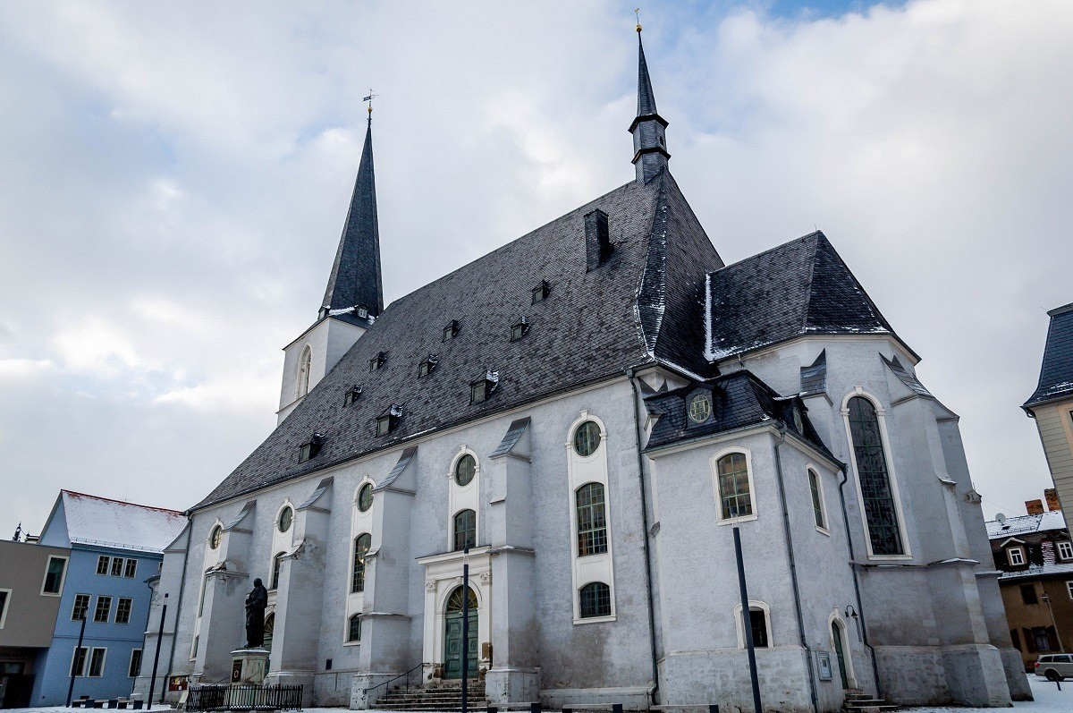 Church of St. Peter and St. Paul in Weimar