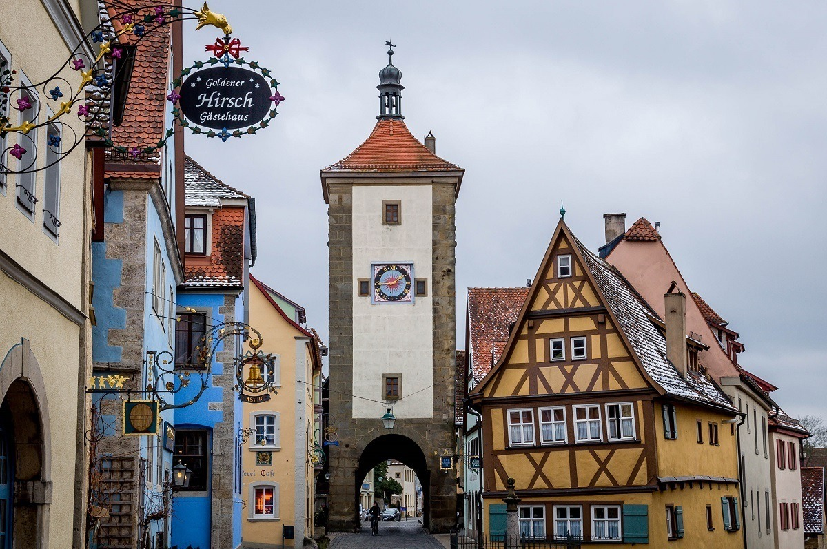 Rothenburg Ob Der Tauber Germany  City pictures : Rothenburg ob der Tauber on the Romantic Road Germany is fairy tale ...