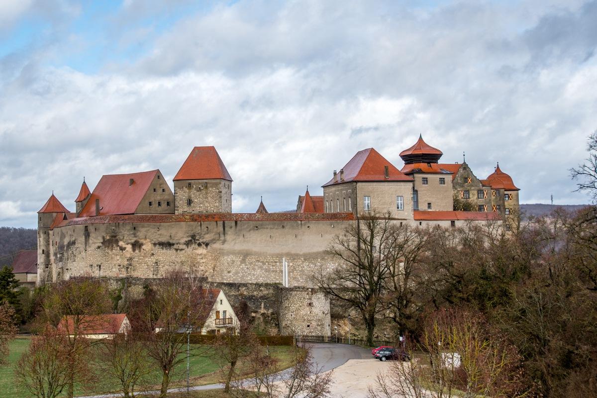 Burg Harburg (Harburg Castle)