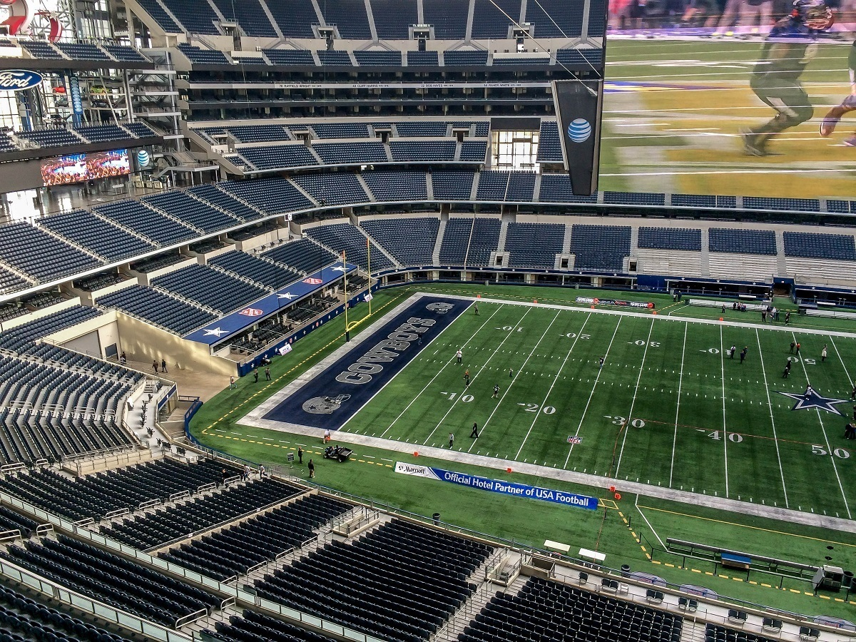 How Much Is The Cowboys Stadium Tour
