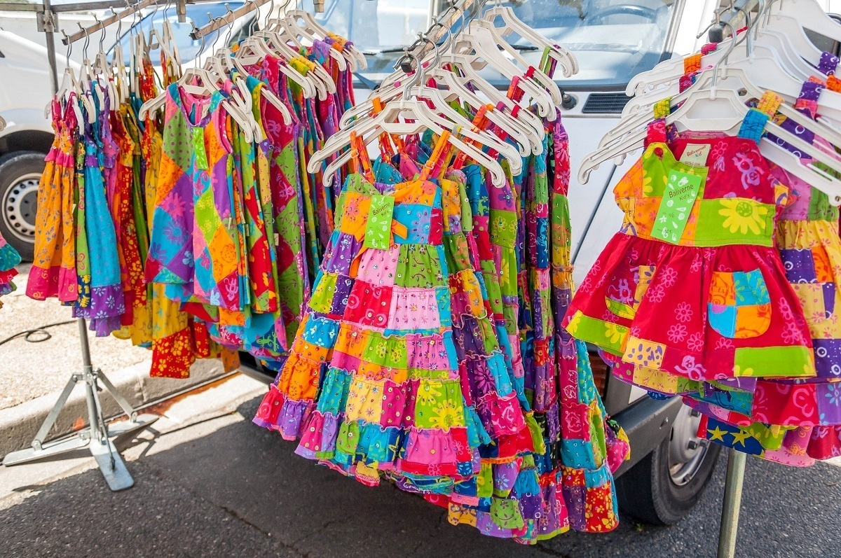 Colorful girls' dresses for sale