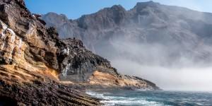 Punta Vicente Roca on Isabela Island in the Galapagos, Ecuador.