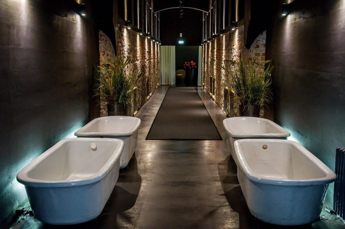 The Hedon Spa & Hotel in Parnu, Estonia, offers a variety of treatments in an historic setting