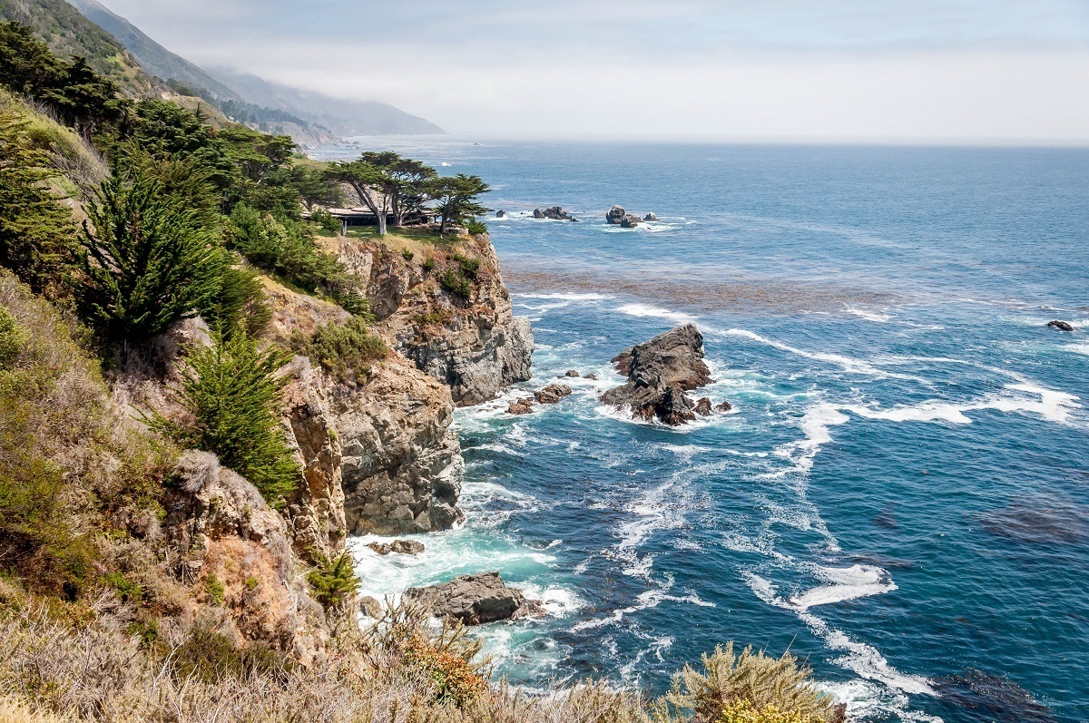 The Big Sur Coastal Drive is a perfect weekend trip from the Bay Area