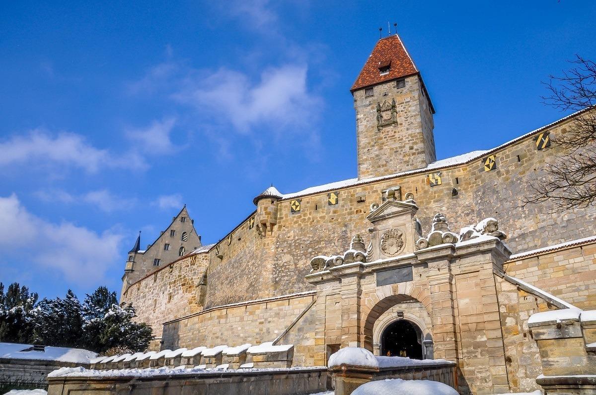 The Coburg Castle