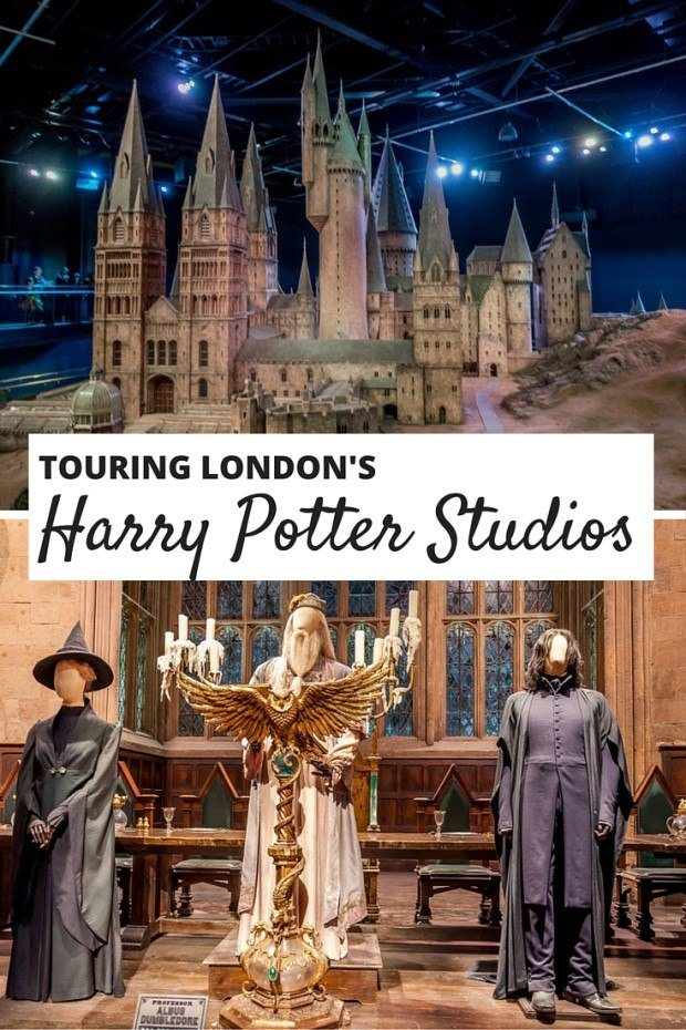 A visit to the Harry Potter Studios at Warner Bros. outside London is nothing but magic   Feeling the Magic on the Harry Potter Studio Tour
