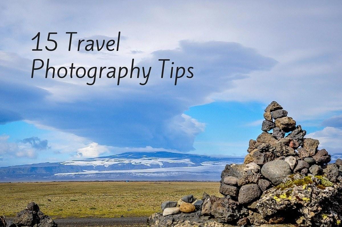 Shoot Smarter: Travel Photography Tips.