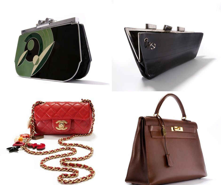 Art Deco and contemporary bags from the Museum of Bags and Purses