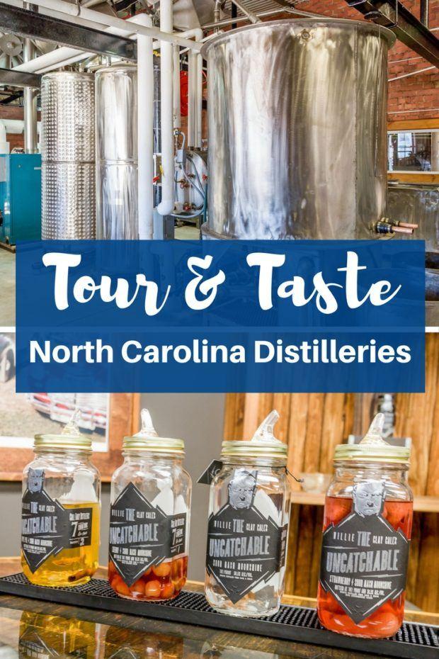 North Carolina Distilleries Will Lift Your Spirits