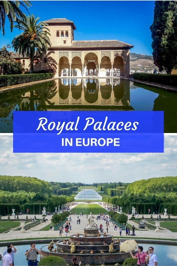 Palaces in Europe are filled with the very best that money (and centuries worth of inheritance) can provide. Here's a look at eight royal residences that are worth the time to visit.