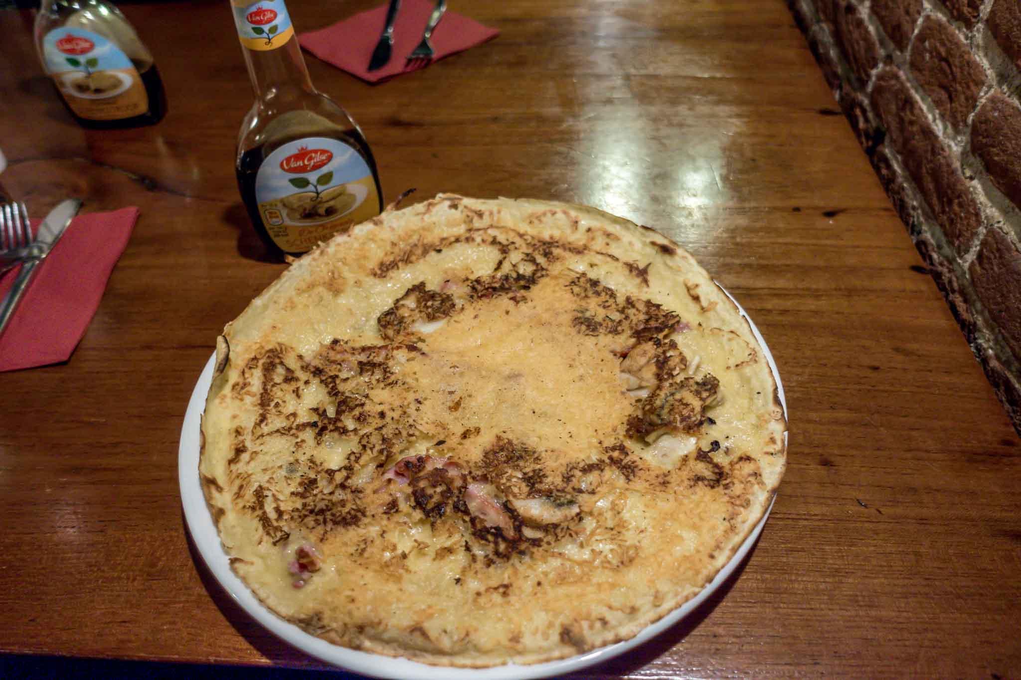 Large pancake