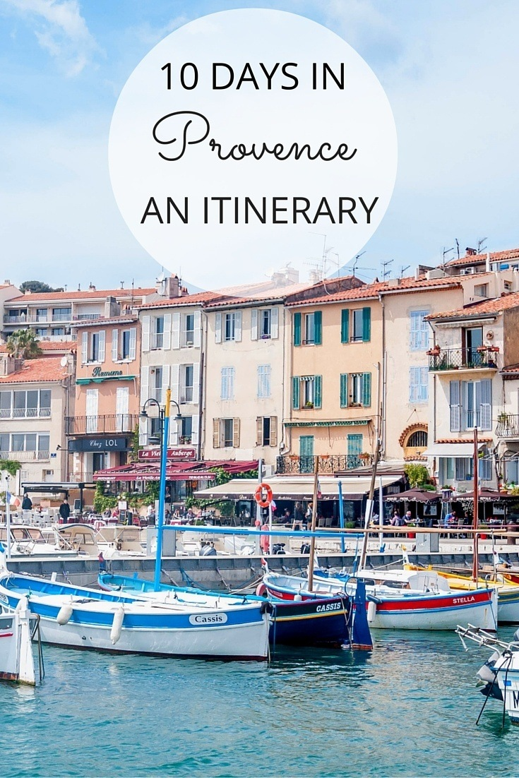 This 10-day itinerary for the South of France includes Avignon, wine country, Roman ruins, the markets of Provence, and more.