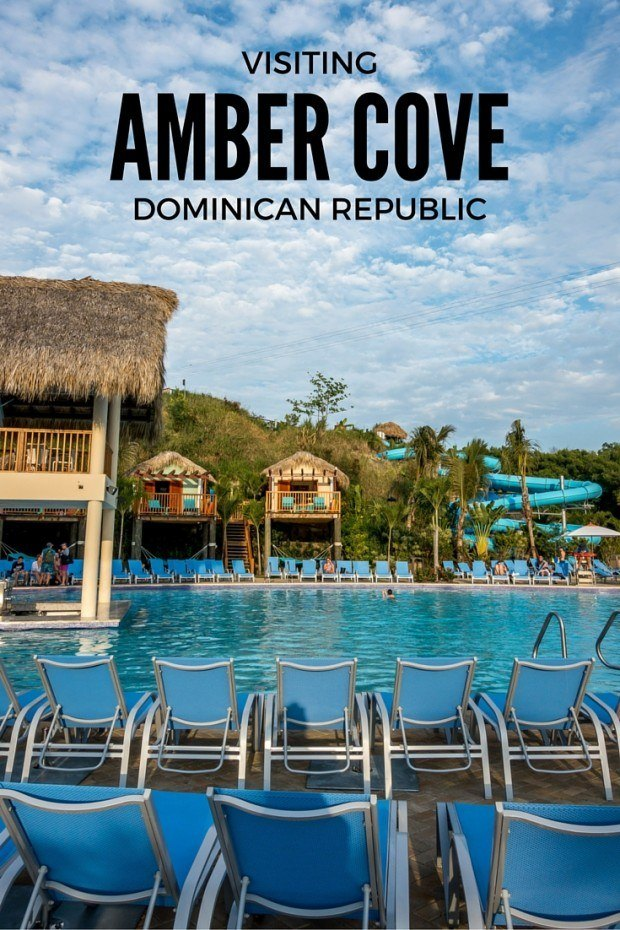 Amber Cove cruise port in the Dominican Republic goes beyond the typical port. It offers a huge pool - complete with waterslides - plus a zip line, kayaking, and more.