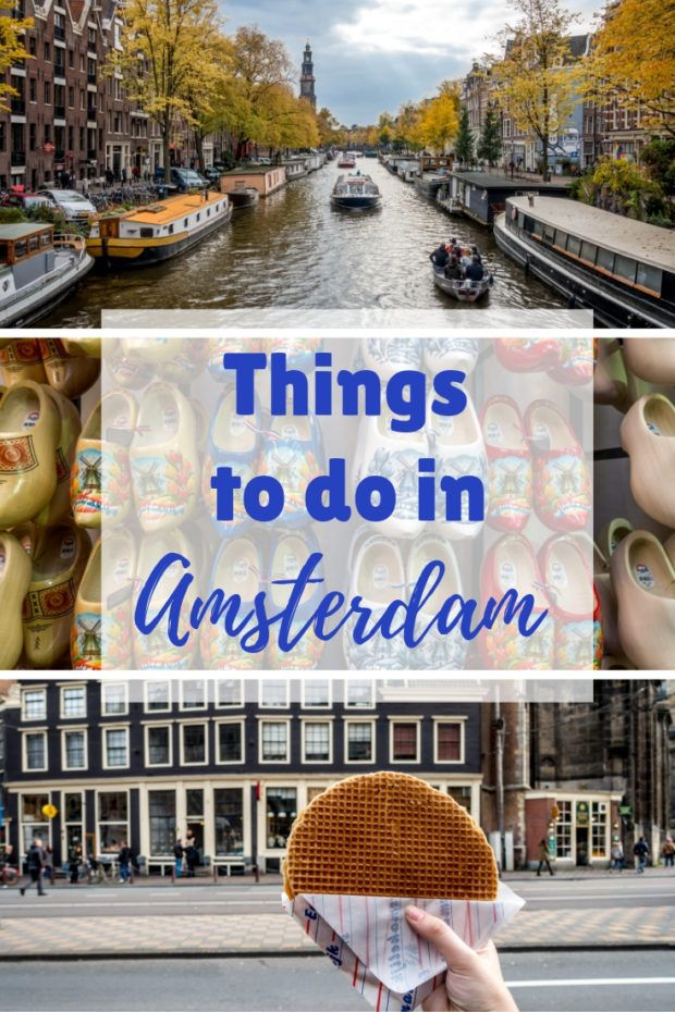 31 Fun Things to do in Amsterdam