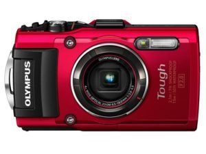 One of the most versatile travel cameras and one of the best waterproof cameras is the Olympus TG-4 or Olympus TG-5 point-and-shoot camera.