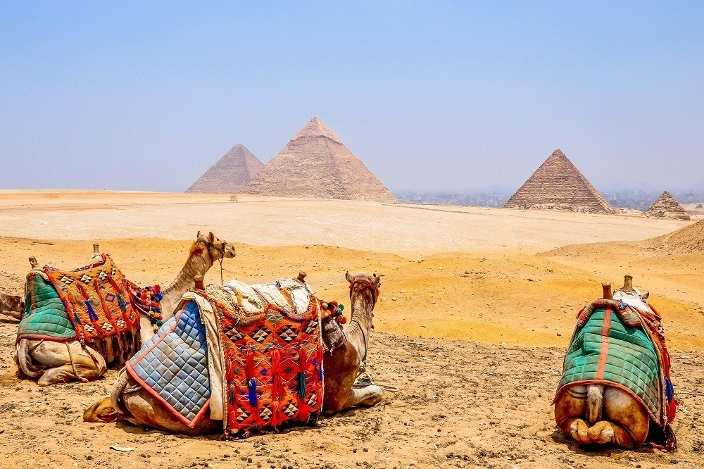 The Top 10 UNESCO World Heritage Sites.