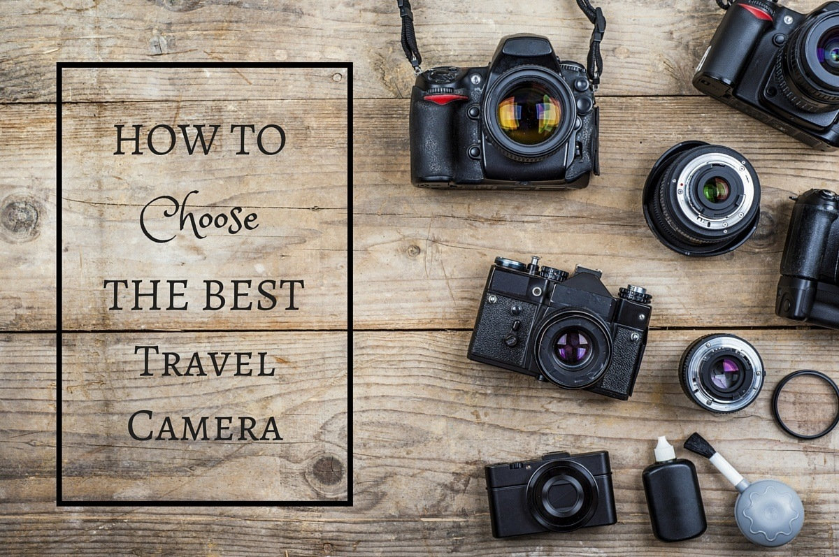 How to Choose the Best Travel Camera. The best cameras for travel are compact, lightweight, and easily transported. Whether you are looking for a point and shoot camera, a mirrorless camera, a DSLR camera, or a waterproof camera, this comprehensive guide will help you find a vacation camera.
