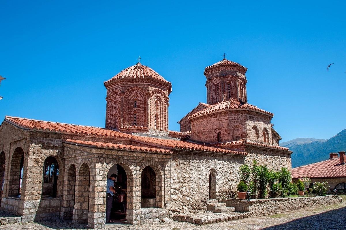 The Monastery of St Naum