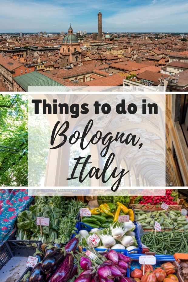 18 Great Ways to Experience the Best of Bologna