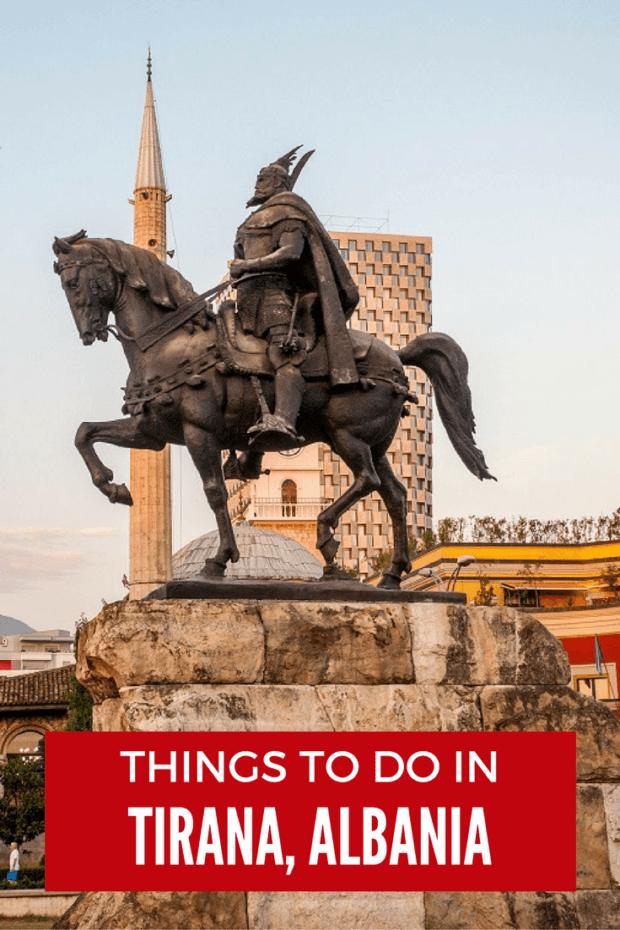 11 Top Things to Do in Tirana, Albania