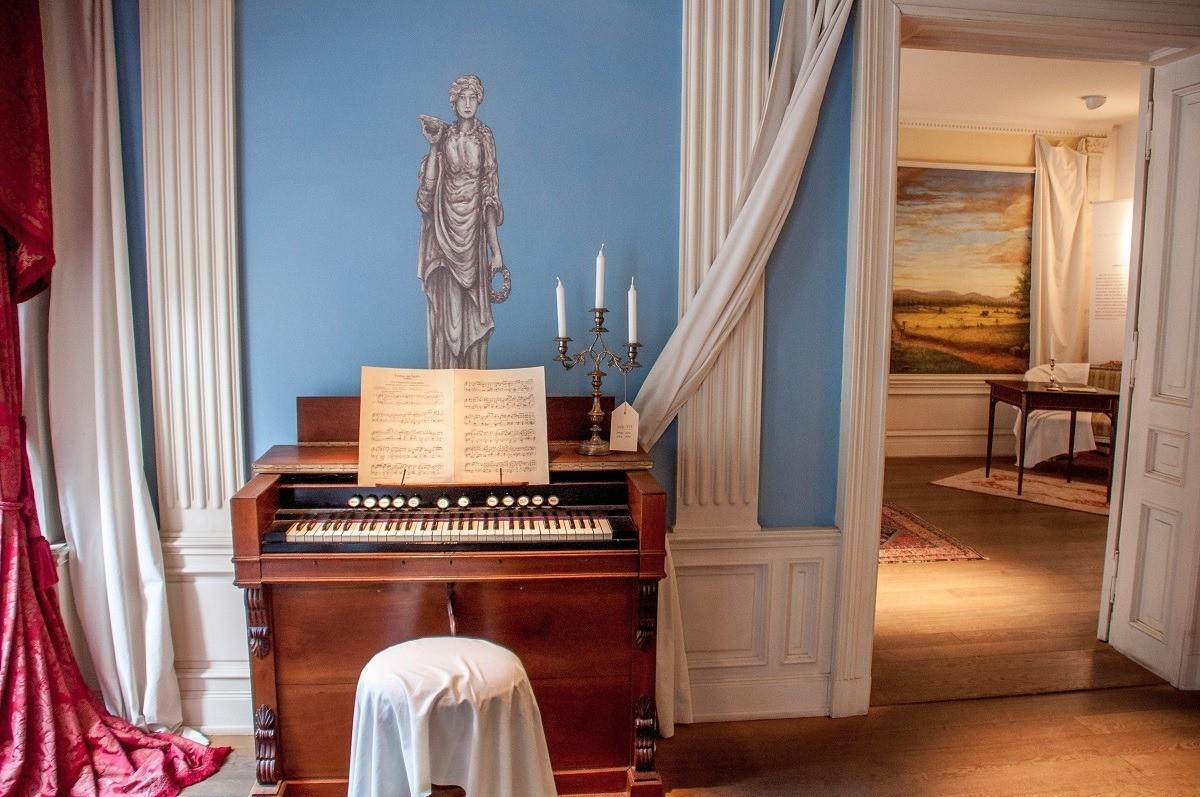 Organ in the Buddenbrooks House