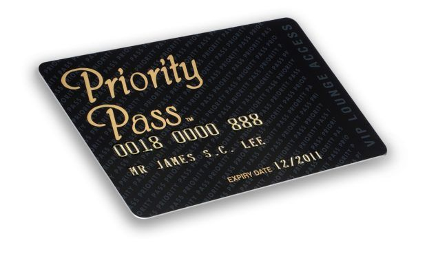Priority Pass Lounge Membership is one of the top gifts in the 2016 Holiday Gift Guide.