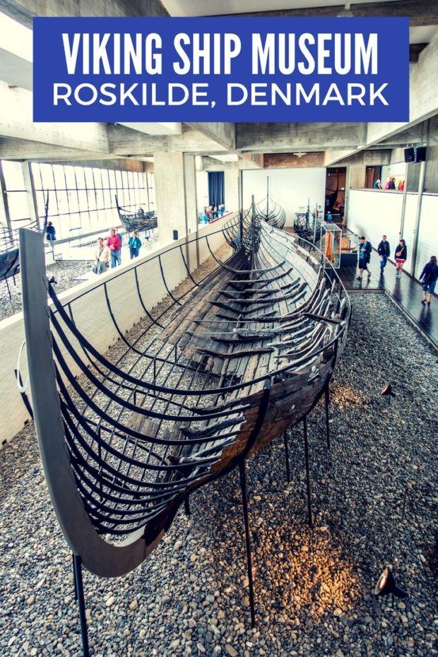 Roskilde Viking Ship Museum: A Nautical Enthusiast's Paradise