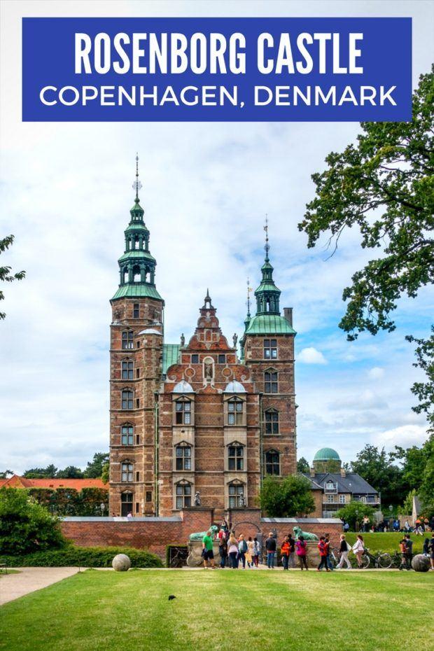 Rosenborg Castle: Danish Royalty's Quaint Summer Home