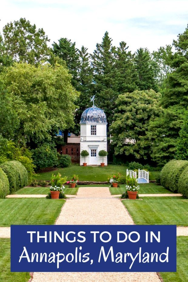 18 Fun Things to Do in Annapolis, Maryland