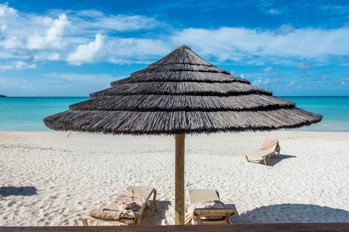 The inviting 365 beaches of Antigua.