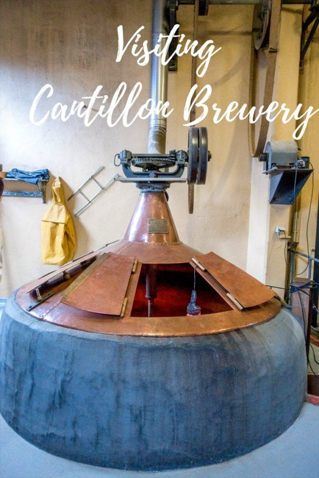 Cantillon Brewery in Brussels Offers a Tour Like No Other