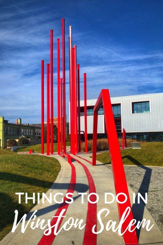 22 Fun Things to Do in Winston-Salem, North Carolina
