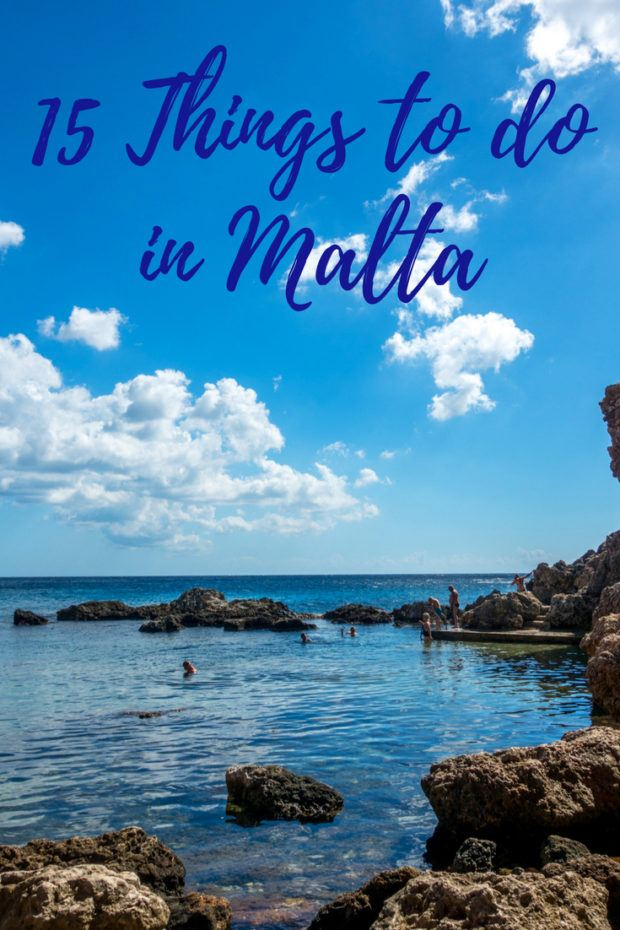 15 Things to Do with 4 Days in Malta (And 1 to Skip)