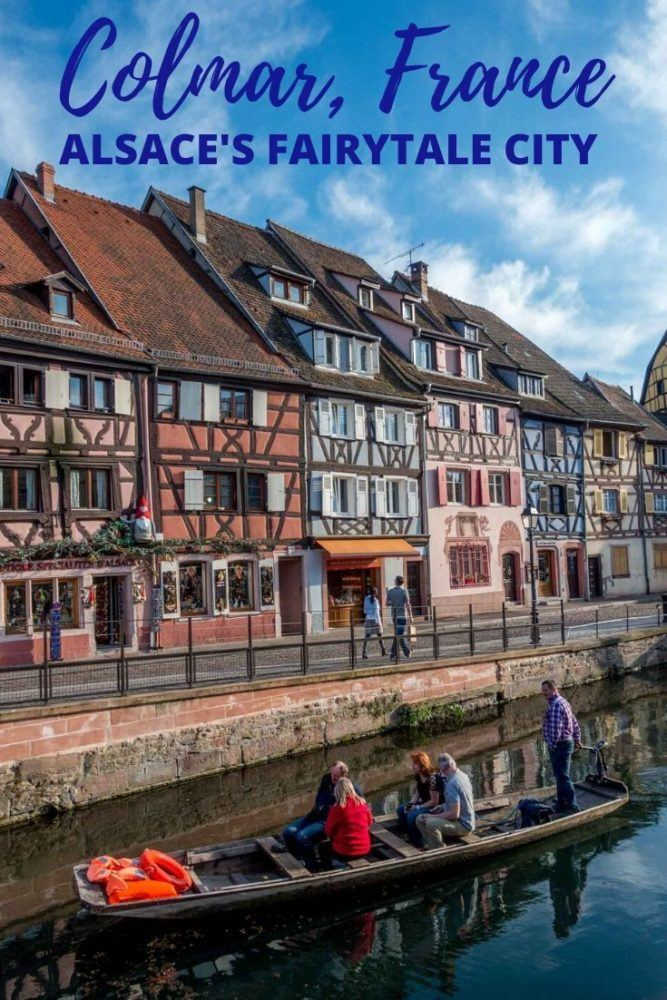A Complete Guide to Colmar–France's Enchanting Medieval City